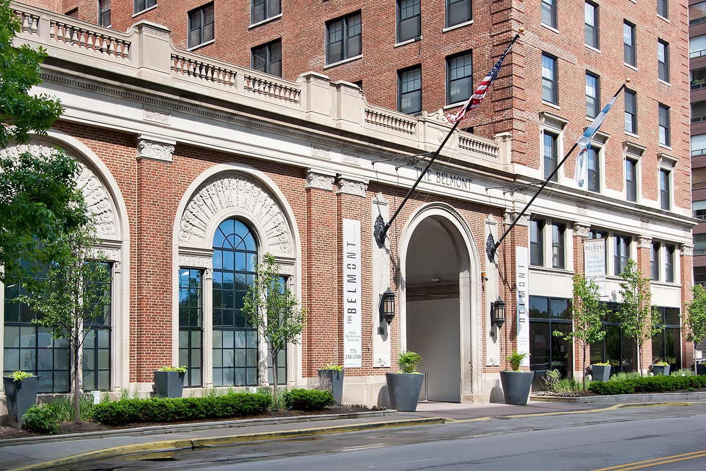 Chicago Apartments for Rent | Belmont by Reside