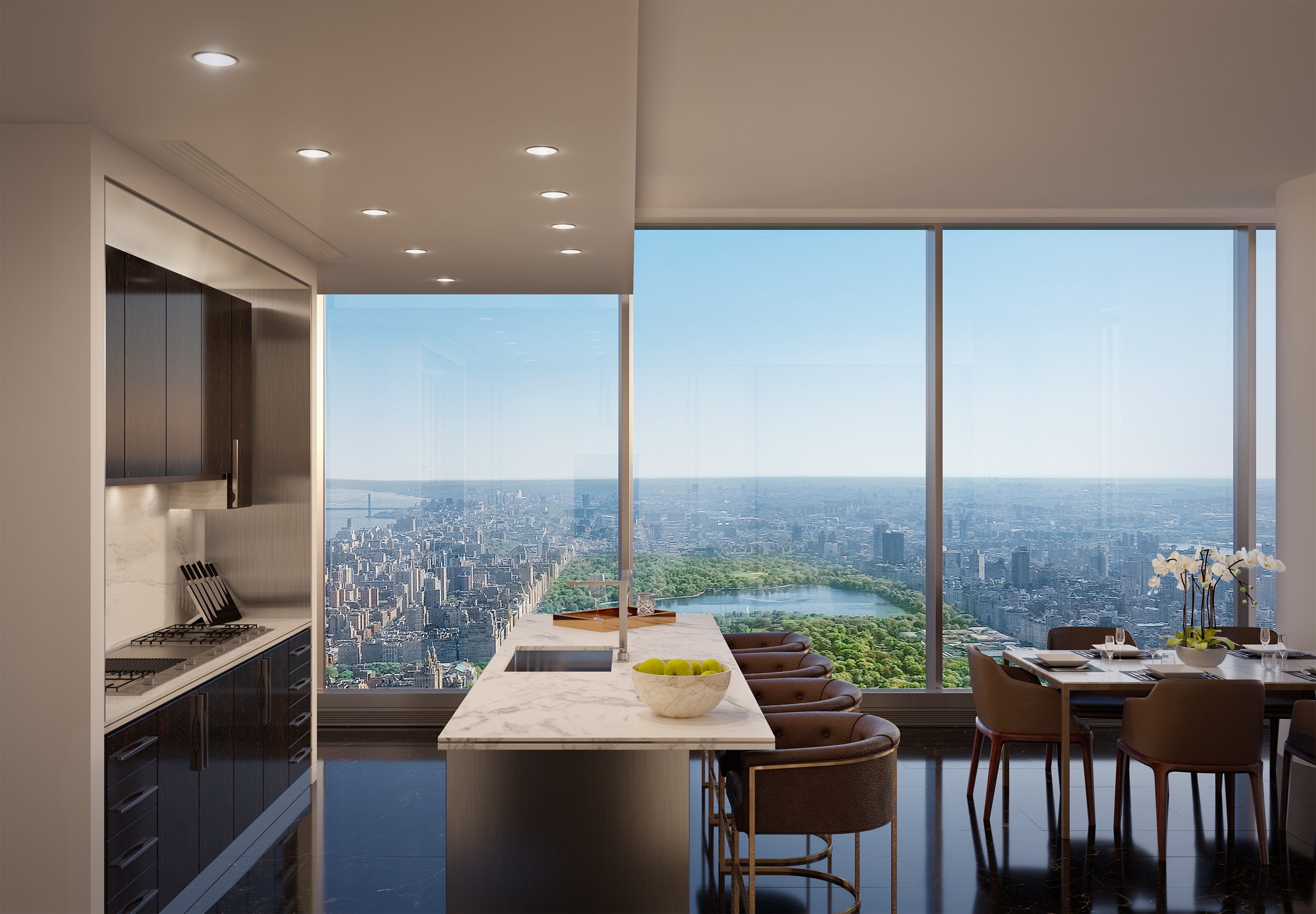 217 West 57th Street Interior Photo