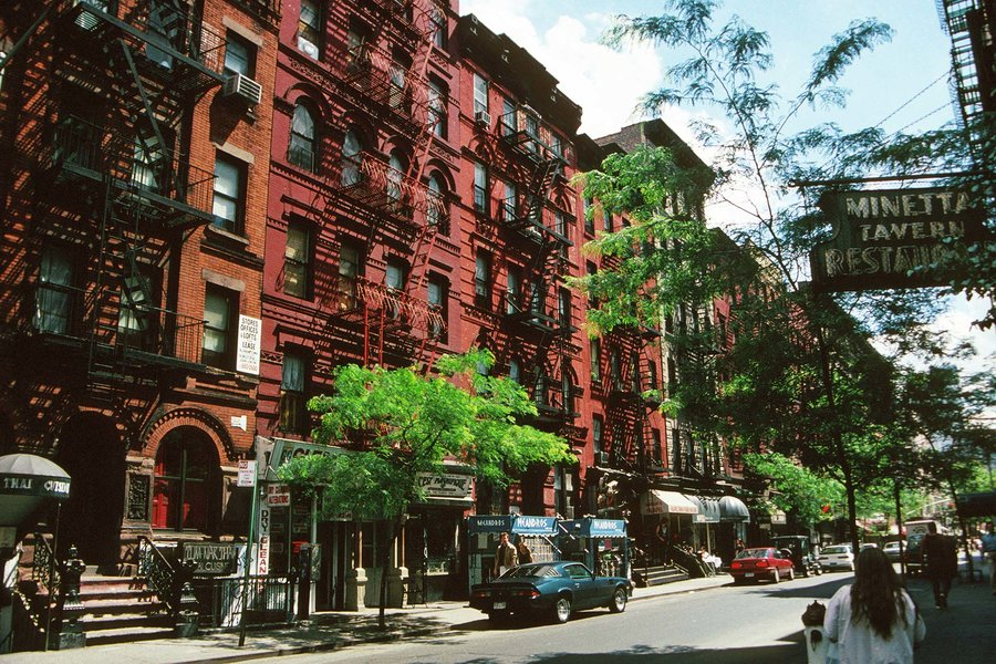 207 West 11th Street W. Greenwich Village New York NY 10014