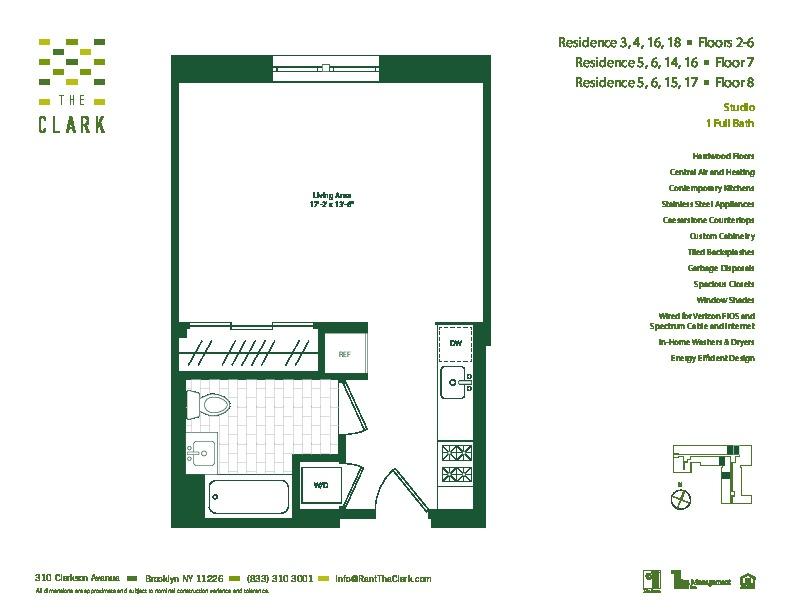 #817 Floor Plan