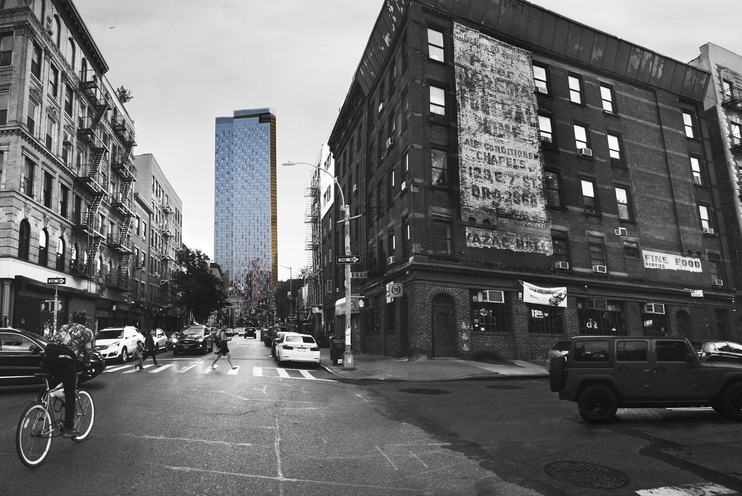 252 South Street, Lower East Side, New York