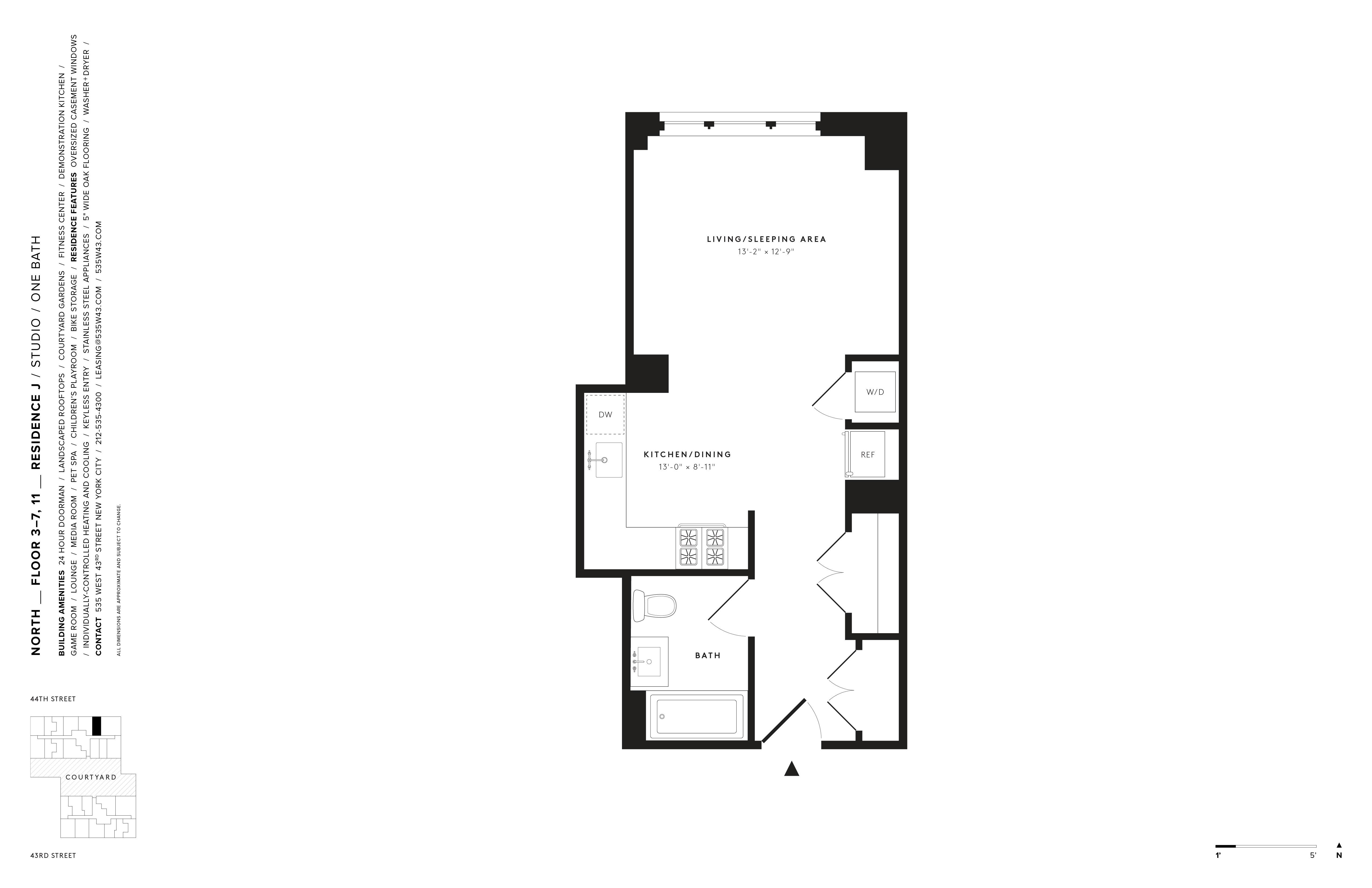 Luxury Hells Kitchen Project - Mariagegironde