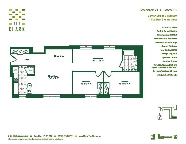 #421 Floor Plan