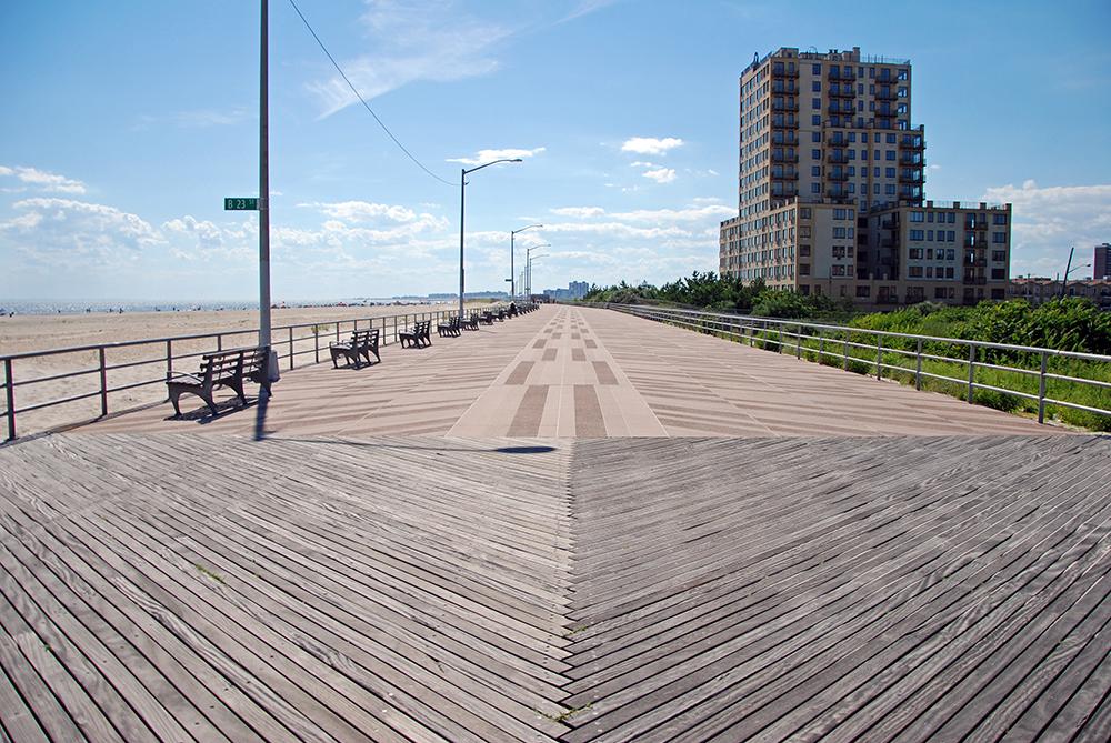 Rockaway Beach Boardwalk The Best Beaches In World