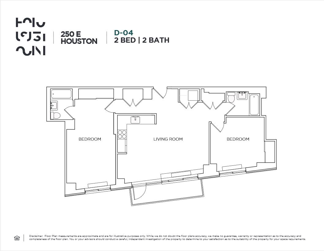 Floor plan for 4D