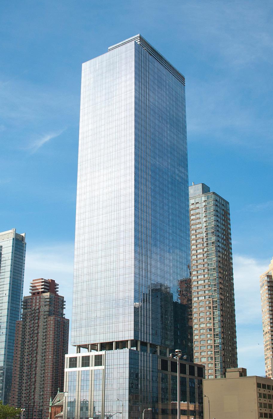 555 Tenth Avenue Clinton New York NY 10018