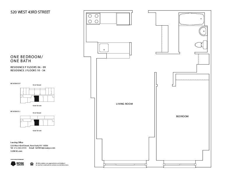 Floor plan for 7P