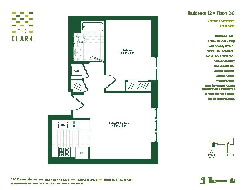 #512 Floor Plan