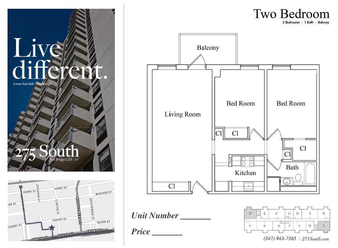 Harding Park 3 bedroom rental at 275 S St  Bronx  NY   17D. Bronx Homes for Rent   Apartable