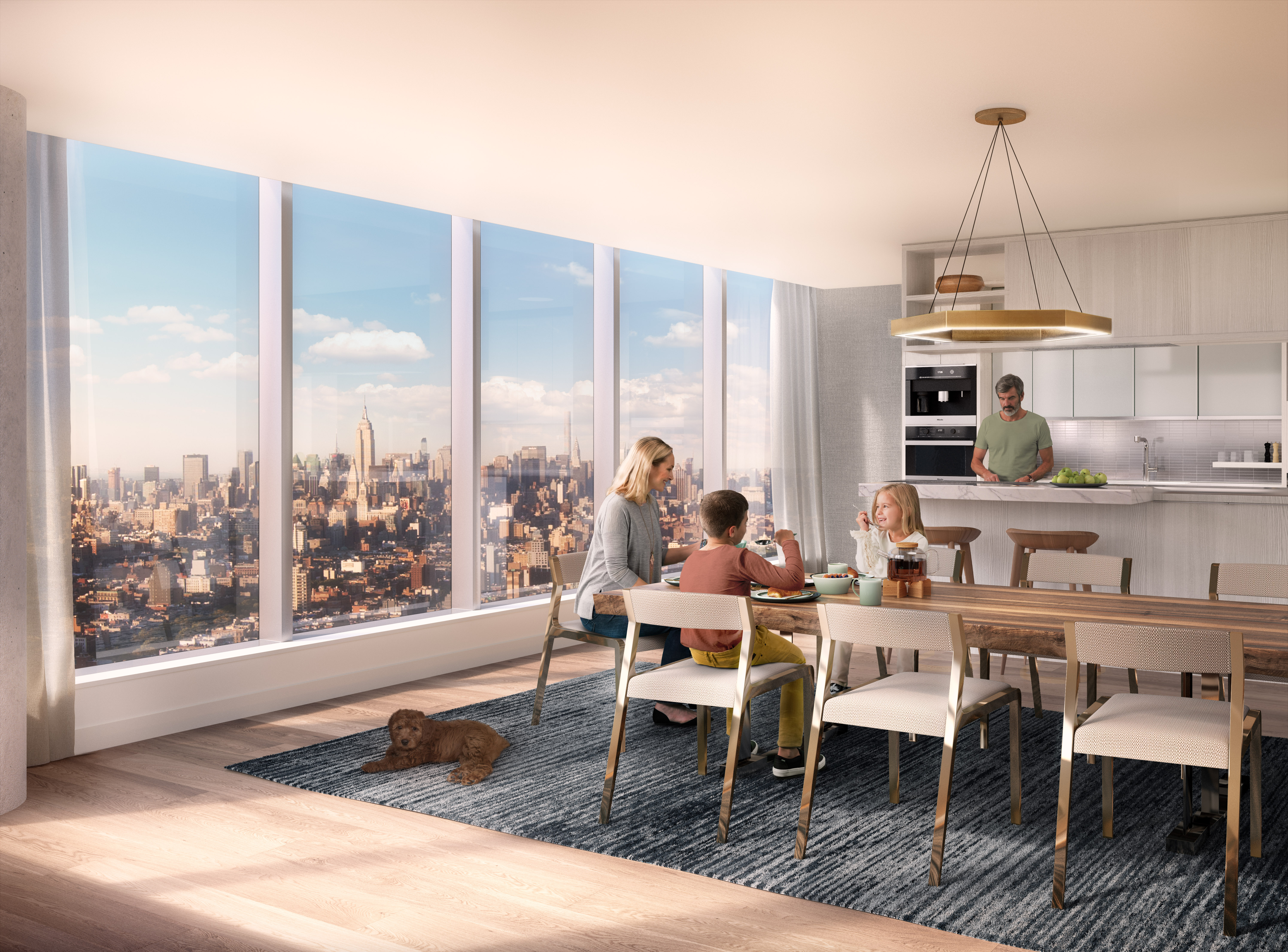 Condominium for Sale at One Manhattan Square, 252 South Street 61-J 252 South Street New York, New York 10002 United States